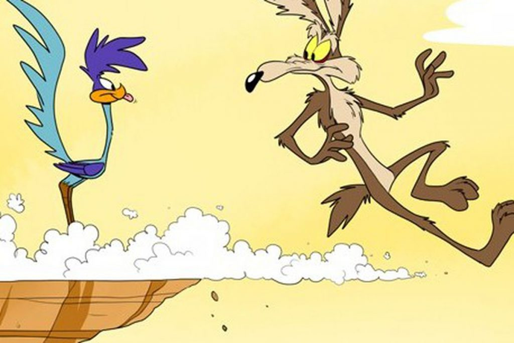 roadrunner and cayote