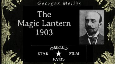 Georges-Melies-the-magic-lantern