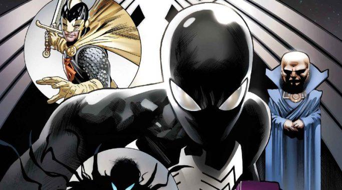 King in Black_Symbiote Spiderman