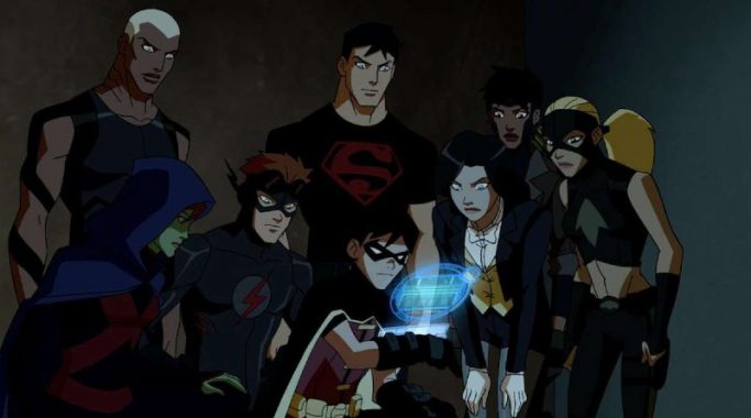 Young Justice_ Phantoms