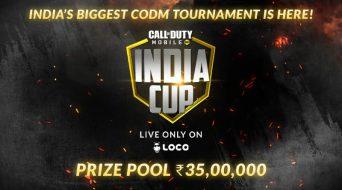 CODM India Cup