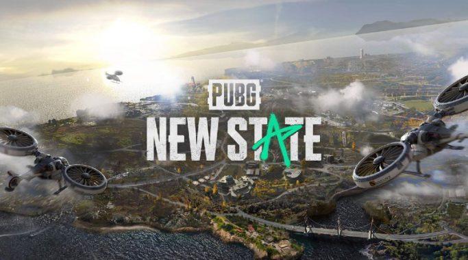 PUBG_NEW STATE