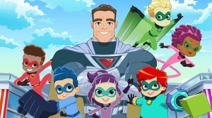 Superhero Kindergarten